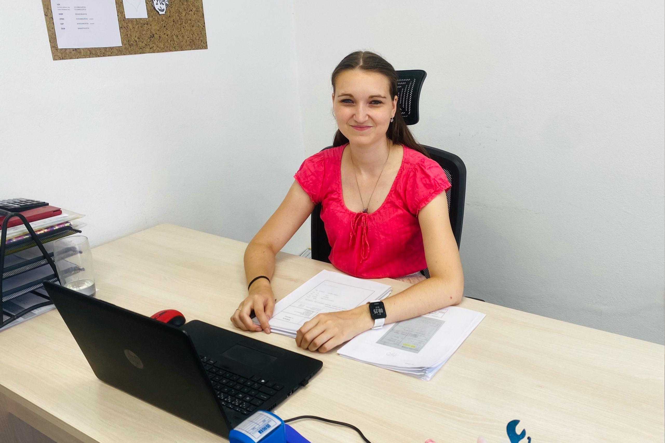Bc. Milada Fedorová Junior účetní